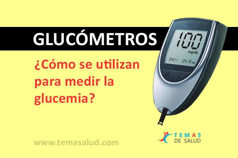 glucómetro