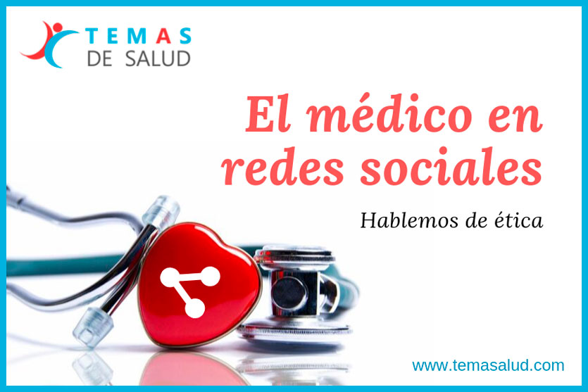 Médicos en redes sociales