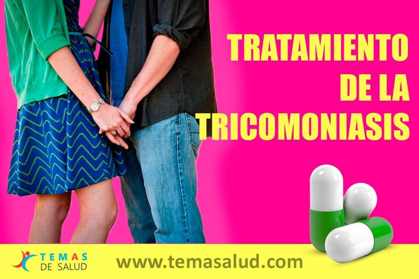 tricomonas tratamiento